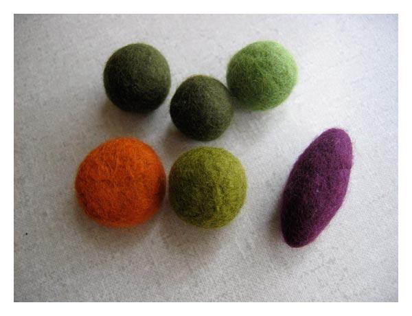 Felt-Beads